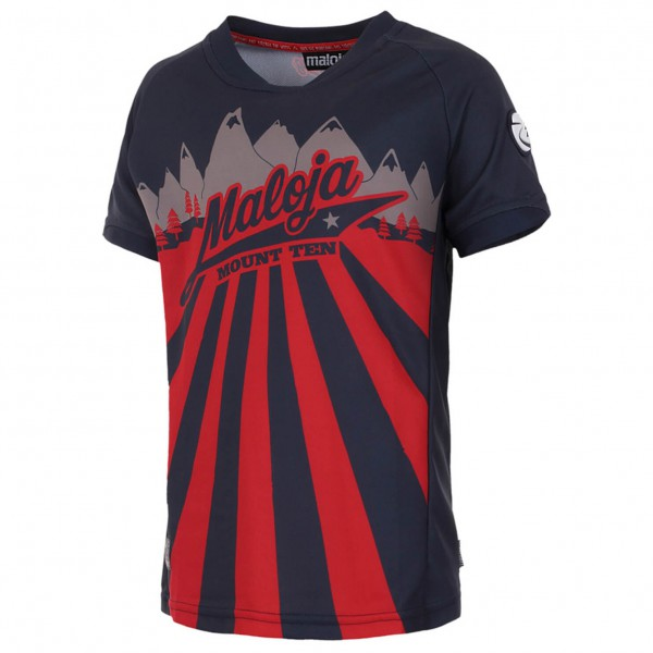 Maloja - Kid's PeppinB. - T-shirt