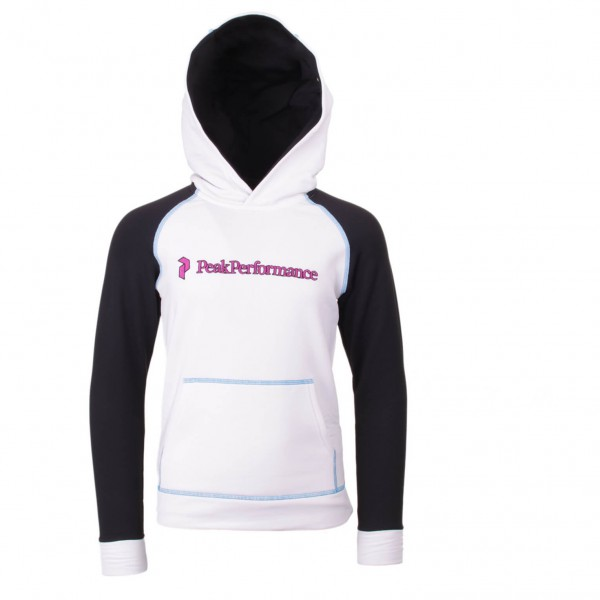 Peak Performance - Kid's Spikey Hoodie - Pull-over à capuche