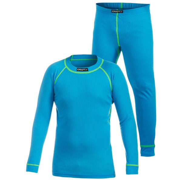 Craft - Kid's Active Set Junior - Long-sleeve