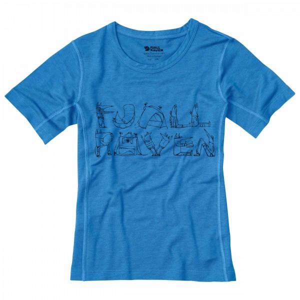 Fjällräven - Kids Trail T-Shirt - T-paidat