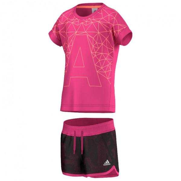 adidas - Kid's Rock It Cotton Summer Set - T-shirt