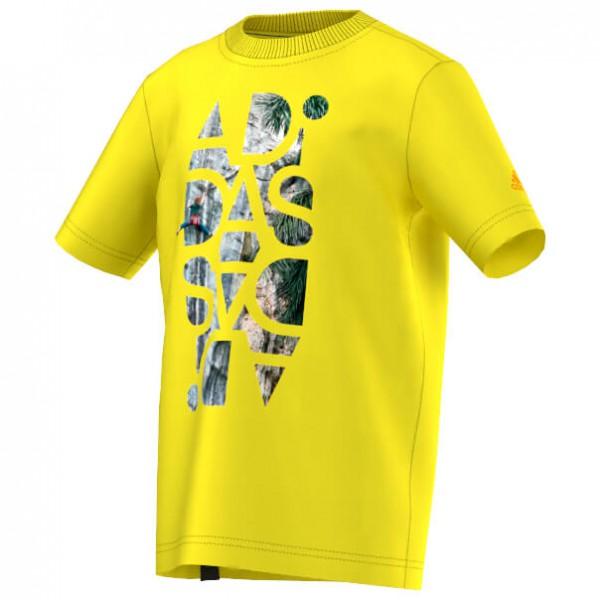 adidas - Boy's Graphic Tee - T-paidat