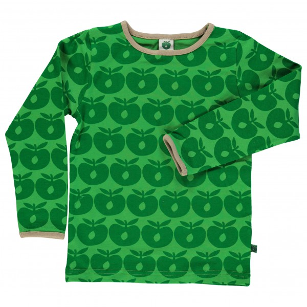 Smafolk - Kid's Apples T-Shirt L/S - Longsleeve