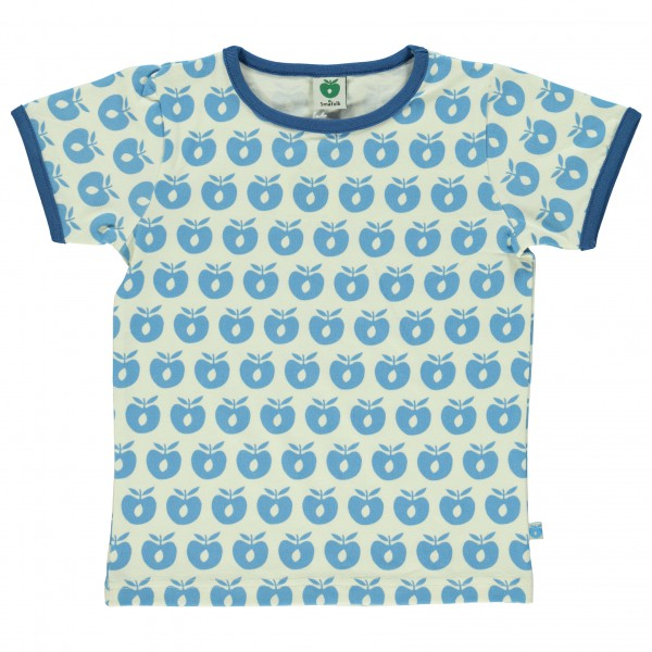 Smafolk - Kid's Medium Apples T-Shirt S/S - T-paidat