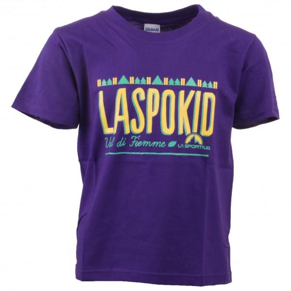 La Sportiva - Laspo Kid Tee - T-paidat
