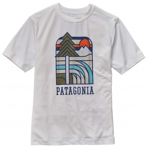 Patagonia - Kid's Capilene Daily Graphic Tee - T-paidat