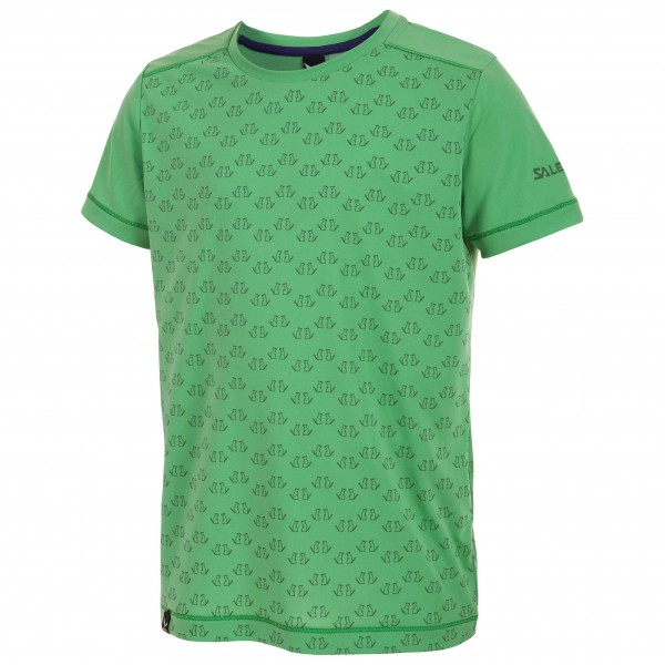 Salewa - Kid's Puez Dry S/S Tee - T-shirt