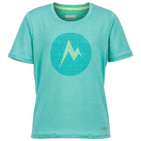 Marmot - Girl's Post Time Tee S/S - T-paidat