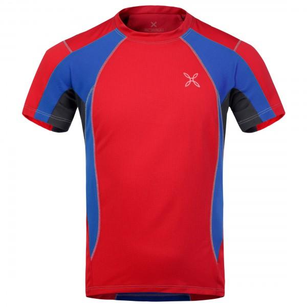 Montura - Kid's Outdoor 7 T-Shirt - Juoksupaita