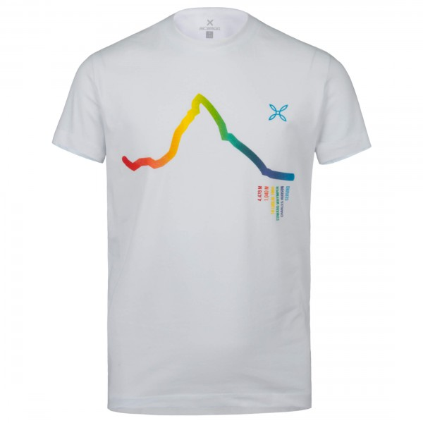 Montura - Kid's Skyline Rainbow T-Shirt - T-Shirt