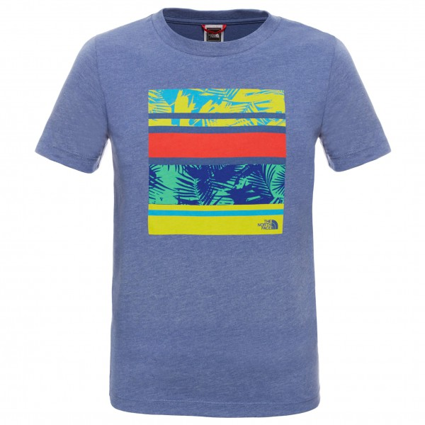The North Face - Boy's S/S Explorer Tee - T-paidat