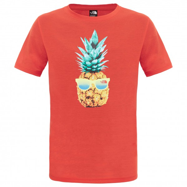 The North Face - Boy's S/S Reaxion Tee - T-Shirt
