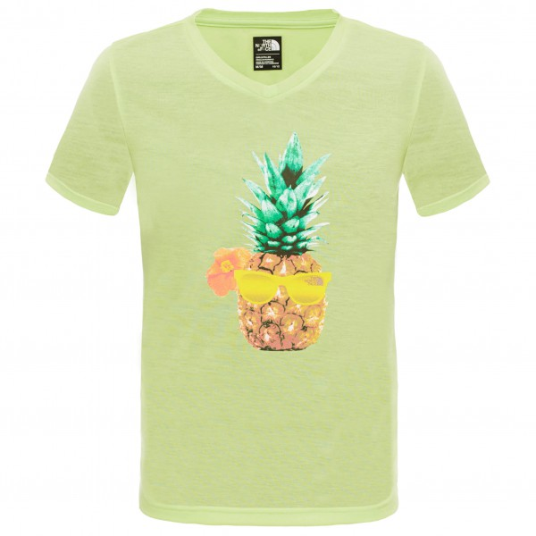The North Face - Girl's S/S Reaxion Tee - T-paidat