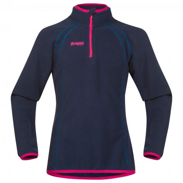 Bergans - Ombo Youth Girl Half Zip - Fleece jumpers