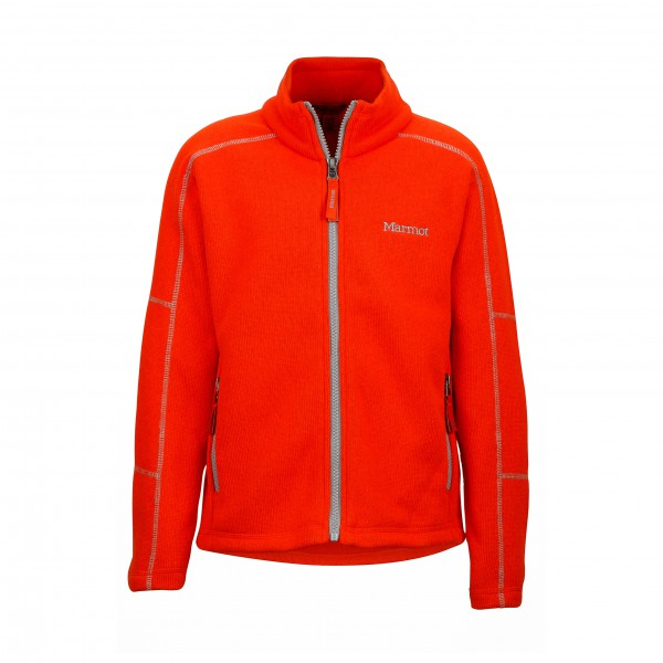Marmot - Boy's Lassen Fleece - Pull-over polaire