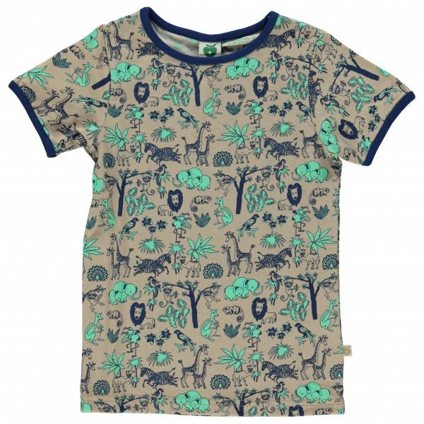 Smafolk - Jungle T-Shirt S/S - T-paidat
