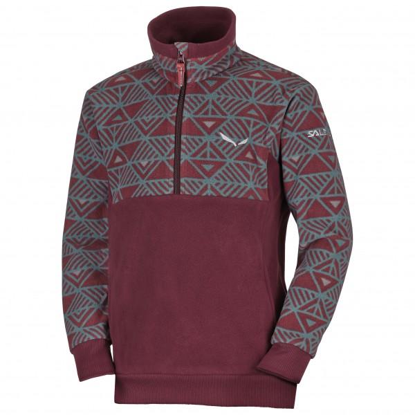Salewa - Kid's Puez Heritage PL K Half-Zip - Fleece pullover
