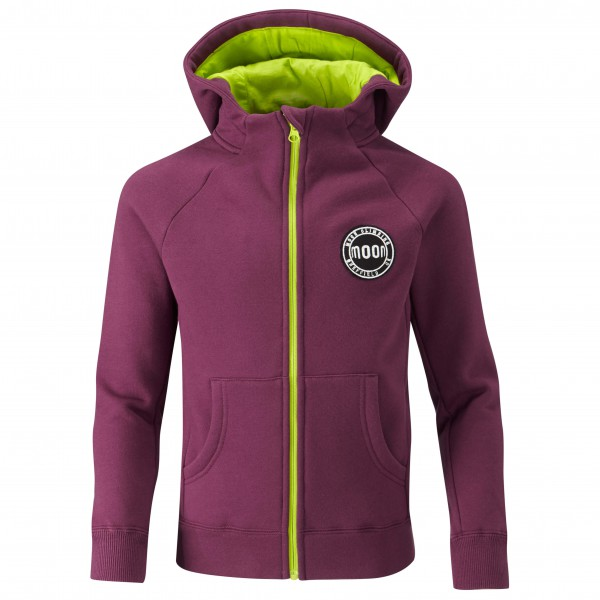 Moon Climbing - Kids Jupiter Full Zip Hoody - Pull-over à ca