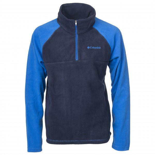 Columbia - Kid's Glacial Half Zip - Fleecegensere
