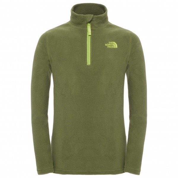 The North Face - Youth Glacier 1/4 Zip - Pull-over polaire