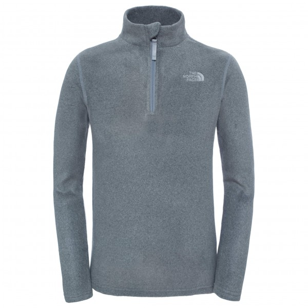 The North Face - Youth Glacier 1/4 Zip - Pull-overs polaire