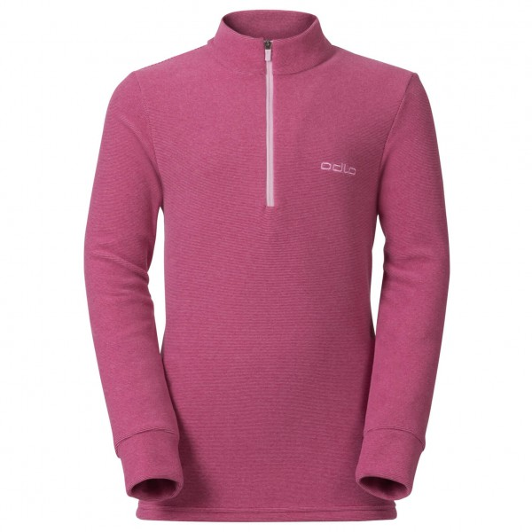 Odlo - Midlayer 1/2 Zip Roy Kids - Pull-over polaire