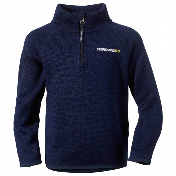 Didriksons - Kid's Etna Half-Zip Jacket - Fleecetrui
