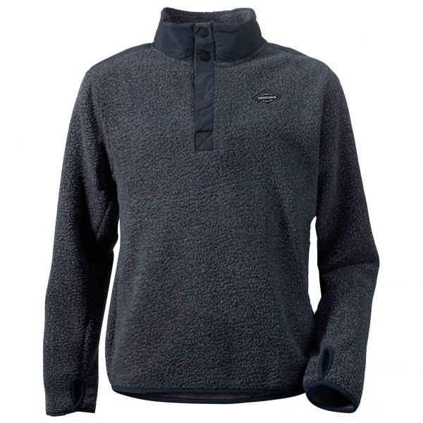 Didriksons - Boy's Wille Half Button Jacket - Fleece jumpers