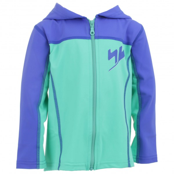 Hyphen-Sports - Kid's Hoodie RV 'Hy Cobalt / Bermuda'