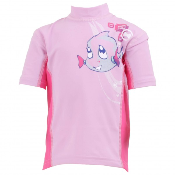 Hyphen - Kid's Kurzarmshirt 'Hey Snups Cameo Rose'