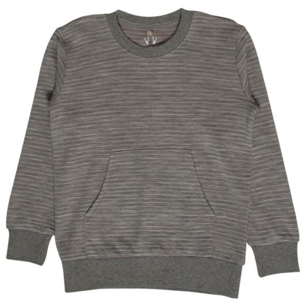 Hust&Claire - Sweatshirt Wool Bamboo - Merino trui
