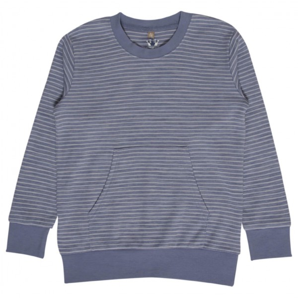 Hust&Claire - Sweatshirt Wool Bamboo - Merinopullover