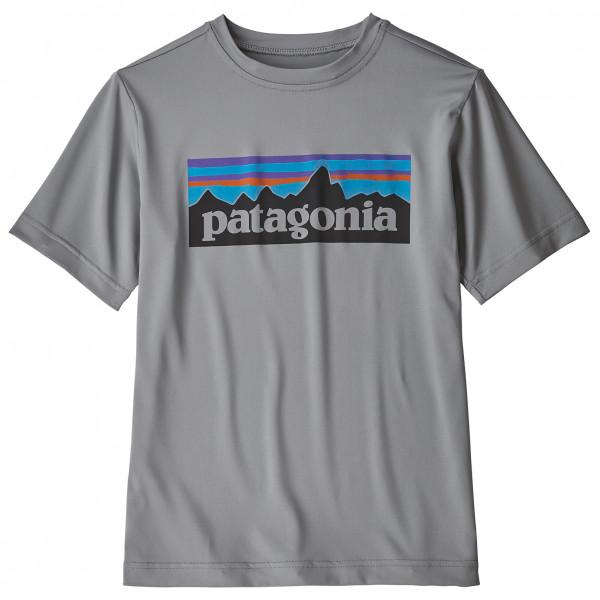 Patagonia - Boys' Capilene Silkweight Graphic Tee - T-shirt