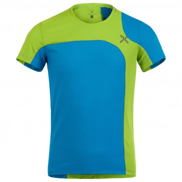 Montura - Kid's Outdoor Style T-Shirt - Funksjonsshirt
