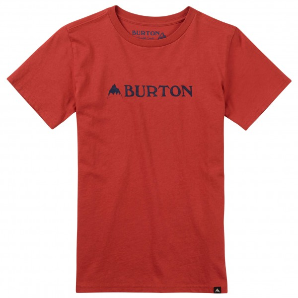 Burton - Boy's Mountain Horizontal S/S Tee - T-shirt