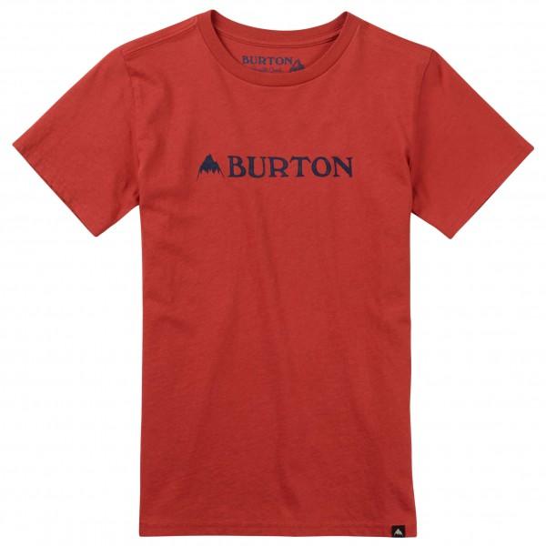 Burton - Boy's Mountain Horizontal S/S Tee - T-shirt
