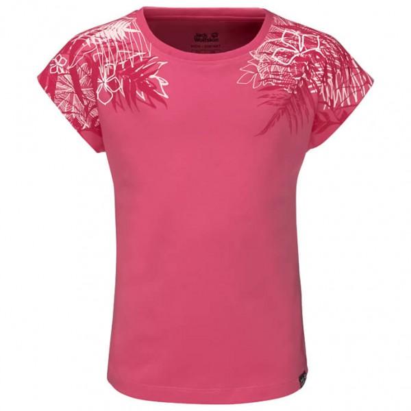 Jack Wolfskin - Orchid T-Shirt Girls - T-shirt