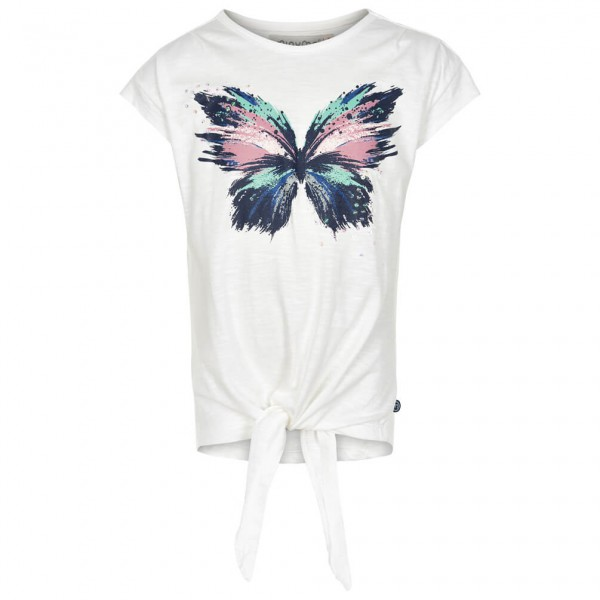 Minymo - Kid's Katia 75 -T-shirt S/S w. butter - T-shirt