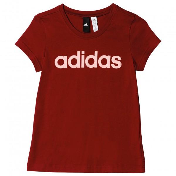 adidas - Kid's Essentials Linear Tee - T-shirt