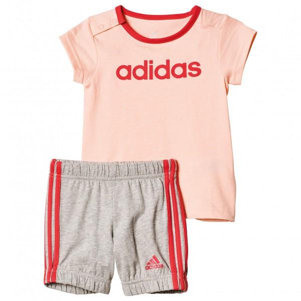 adidas - Girls Summer Easy Set - T-Shirt