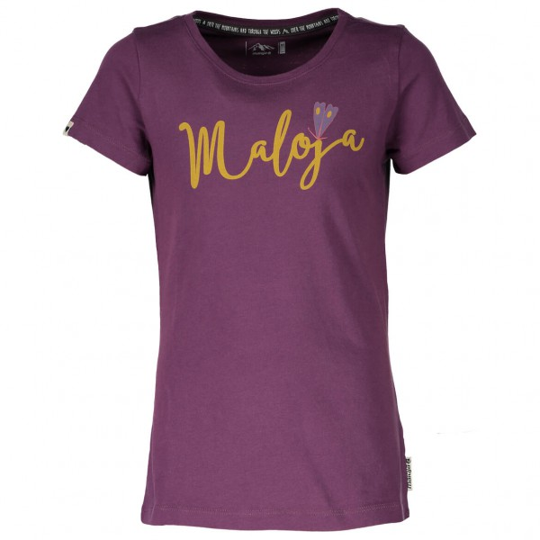 Maloja - Kid's LegföhreG. - T-shirt