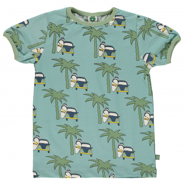 Smafolk - Kid's T-Shirt with Supercar - T-shirt
