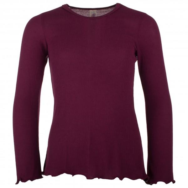 Engel - Mädchen-Shirt L/S - Merino jumper