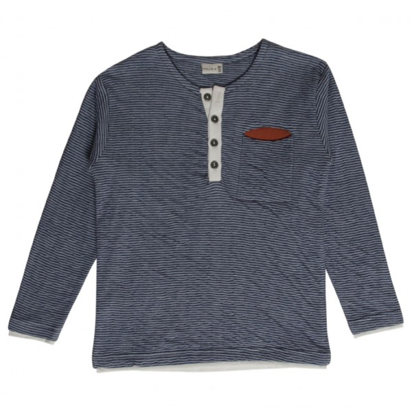 Hust&Claire - Kid's Hust T-Shirt L/S - Long-sleeve