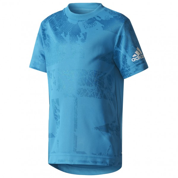 adidas - Little Boys Training Tee - Camiseta funcional