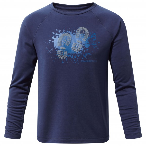 Craghoppers - Kid's Mimir L/S Graphic T-Shirt - Longsleeve