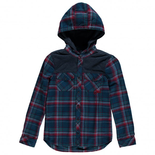 O'Neill - Kid's Violator Hooded Flannel - Hemd