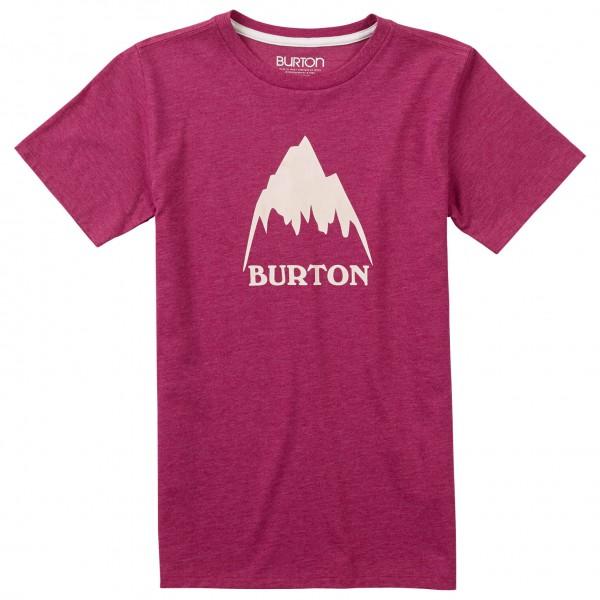 Burton - Girl's Classic Mountain High S/S T-Shirt - T-paidat