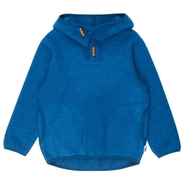 Finkid - Kid's Jussi Wool Pixie Hood - Merino sweatere