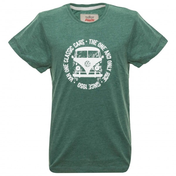 Van One - Kid's Bulli Face Used VW Bulli - T-shirt